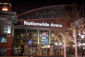 Nationwide Arena (Jim Diamond/Rinkside Report)